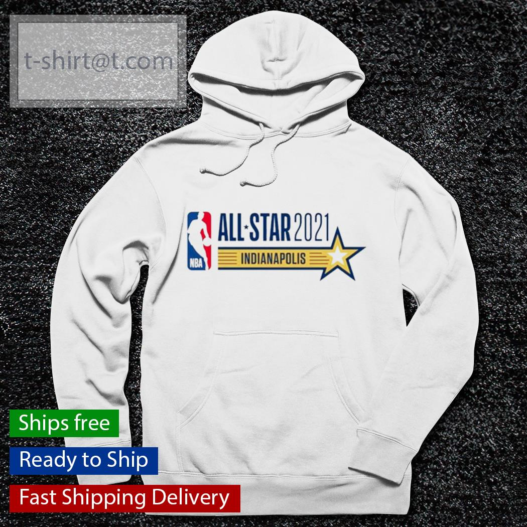 All Star Game Indianapolis 2021 Fan American Basketball s hoodie