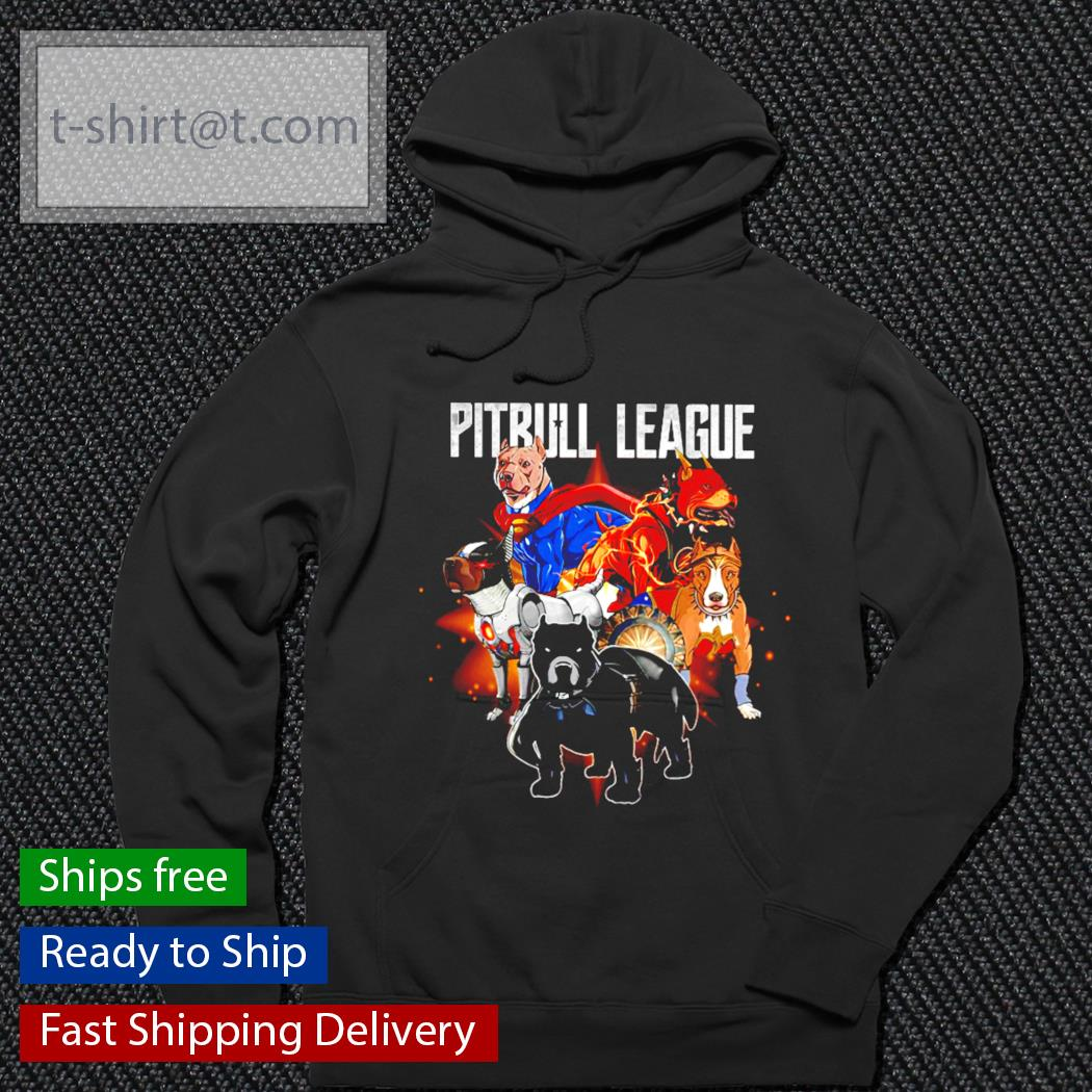 Avengers Pitbull League s hoodie