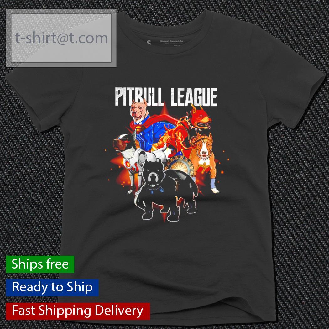 Avengers Pitbull League s ladies-tee