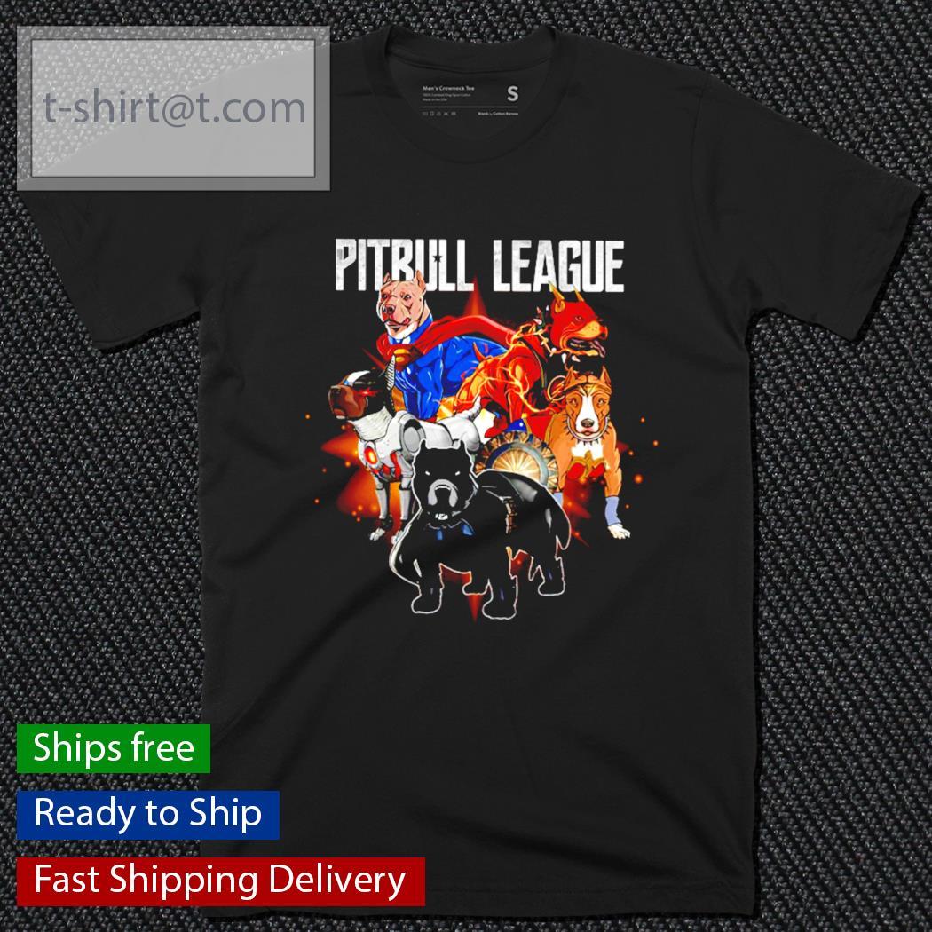Avengers Pitbull League shirt