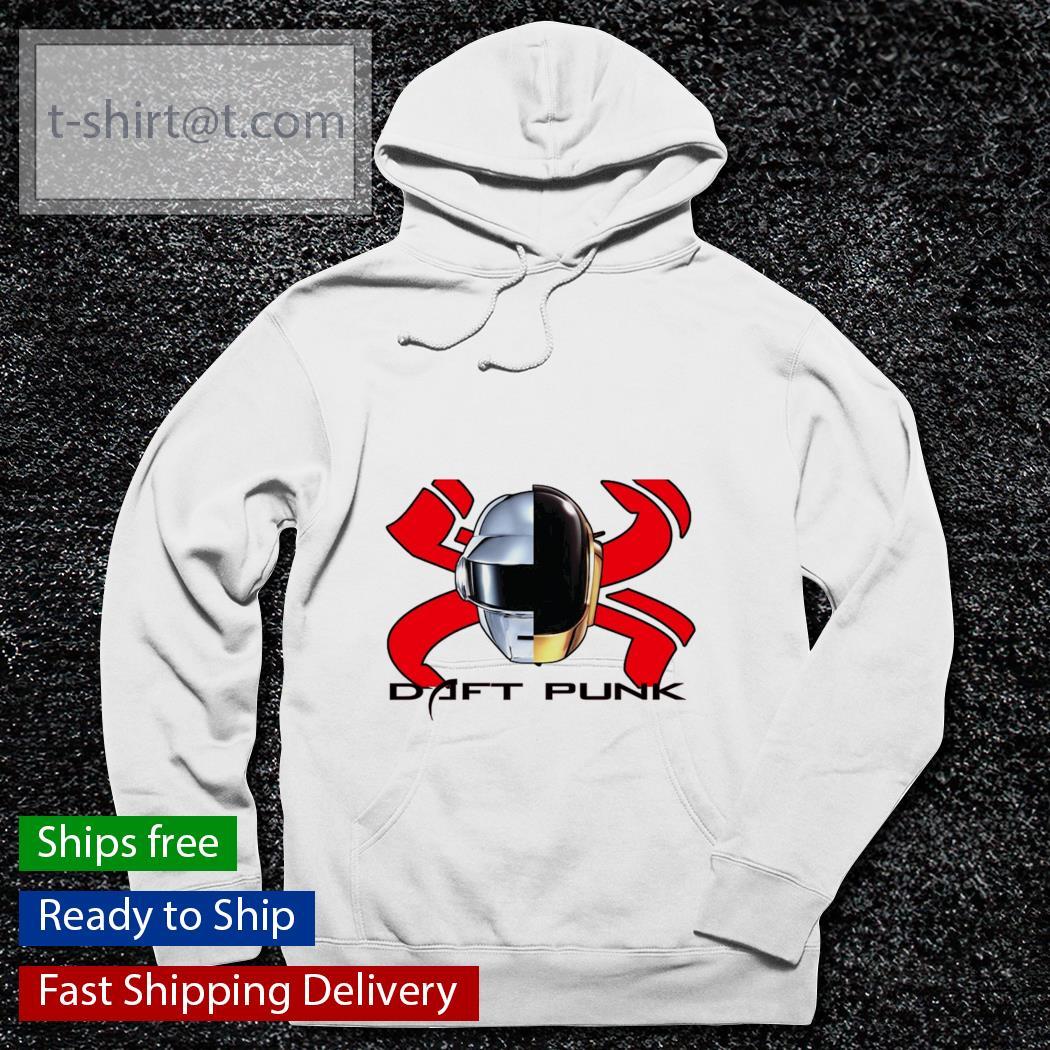 Daft Punk 1993-2021 s hoodie