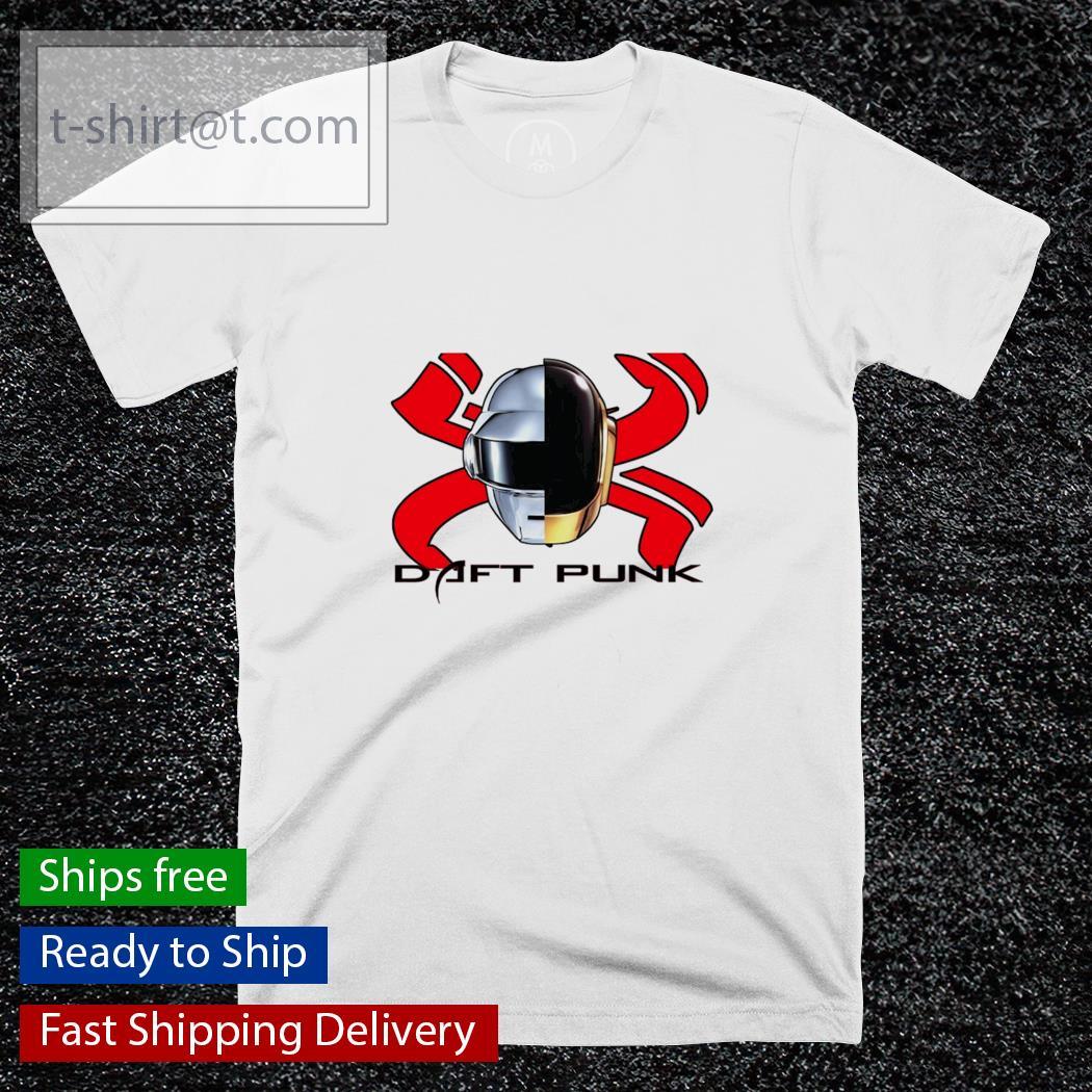 Daft Punk 1993-2021 shirt