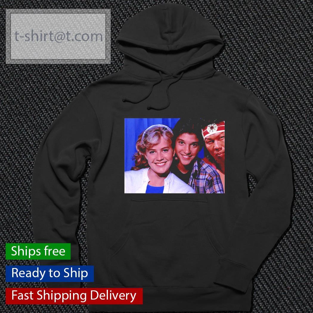 Daniel and Ali Karate Kid s hoodie