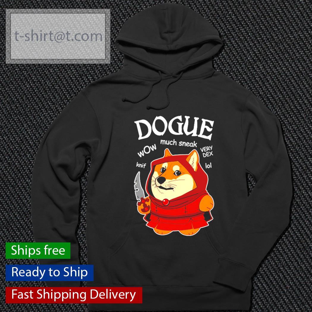 Dogue much sneak very dex s hoodie