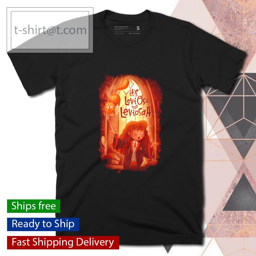 Harry Potter It's Leviosa no Leviosaa shirt