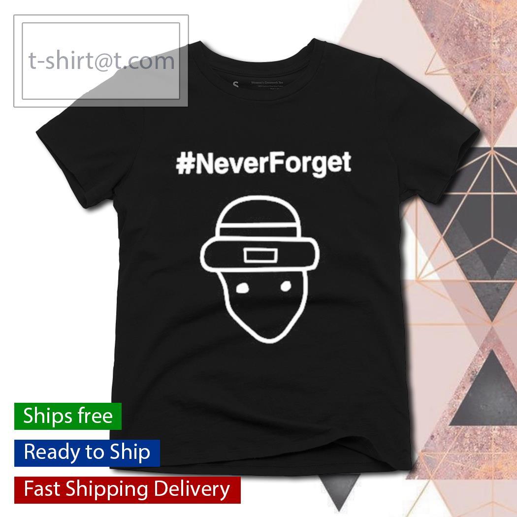 #NeverForget Shirt ladies-tee