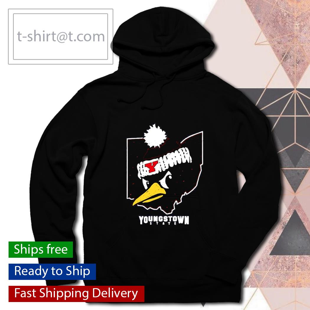 Youngstown State Ohio Penguin s hoodie