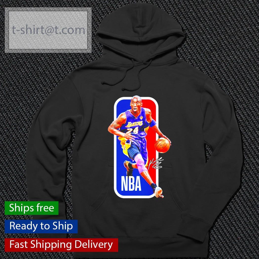 24 Kobe Bryant Los Angeles Lakers NBA football s hoodie