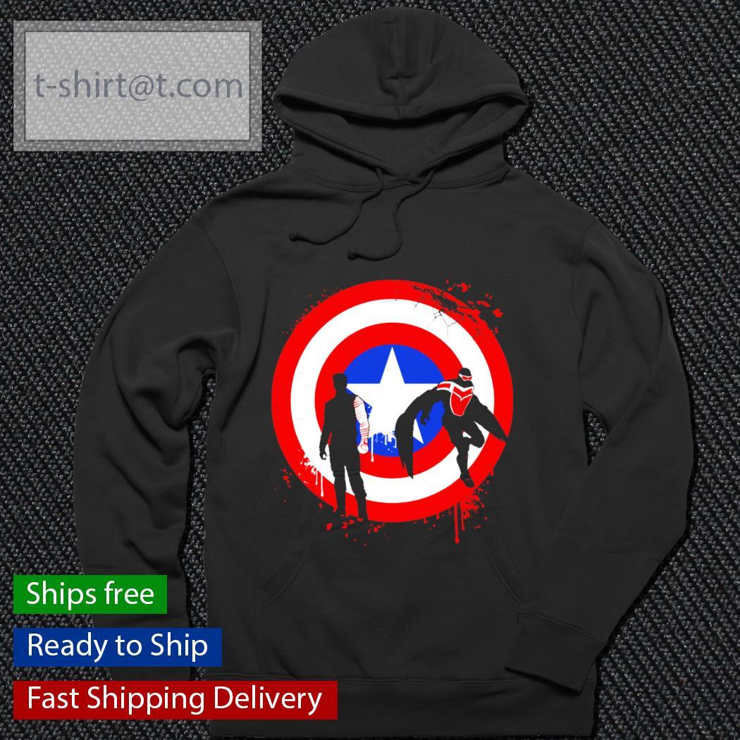 America's Next Captain s hoodie