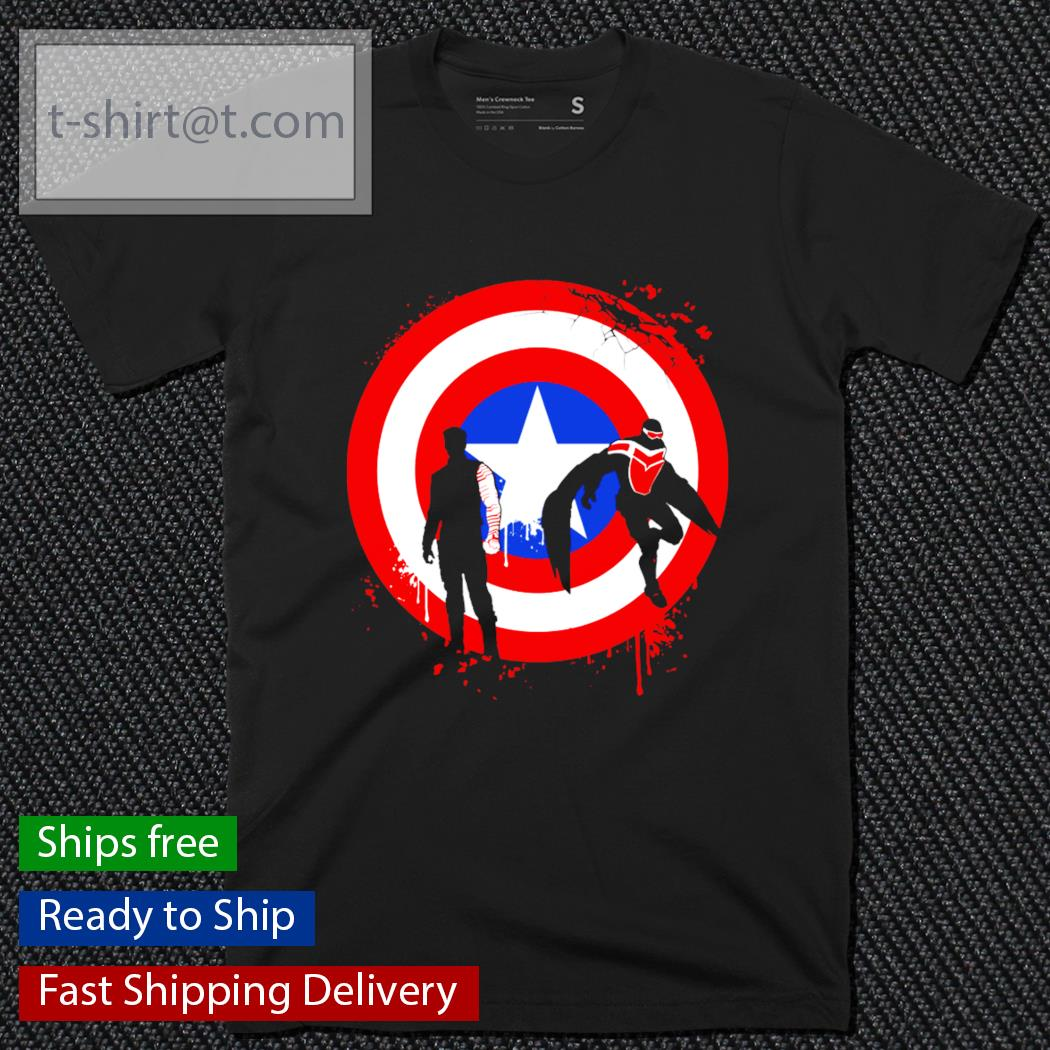 America's Next Captain shirt