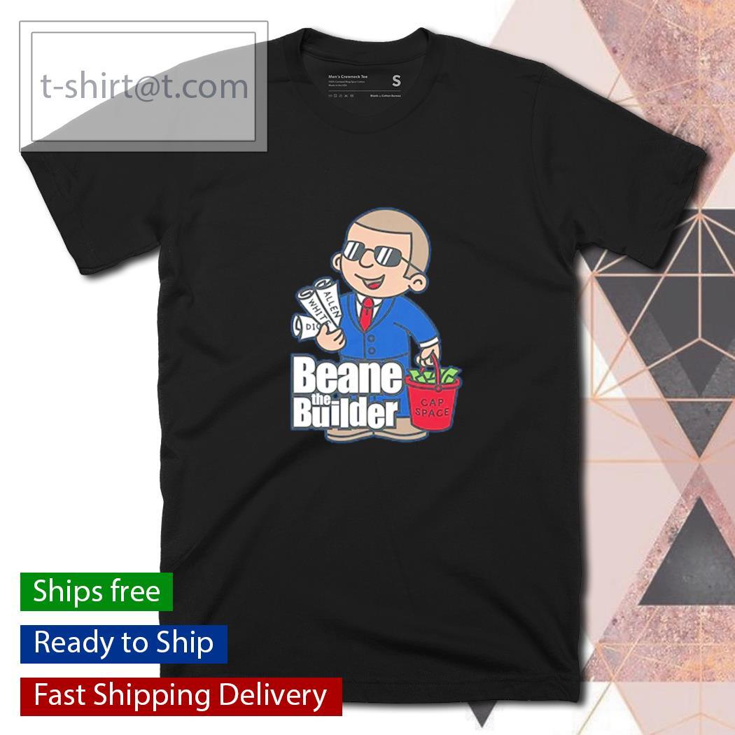 Buffalo Beane the Builder shirt