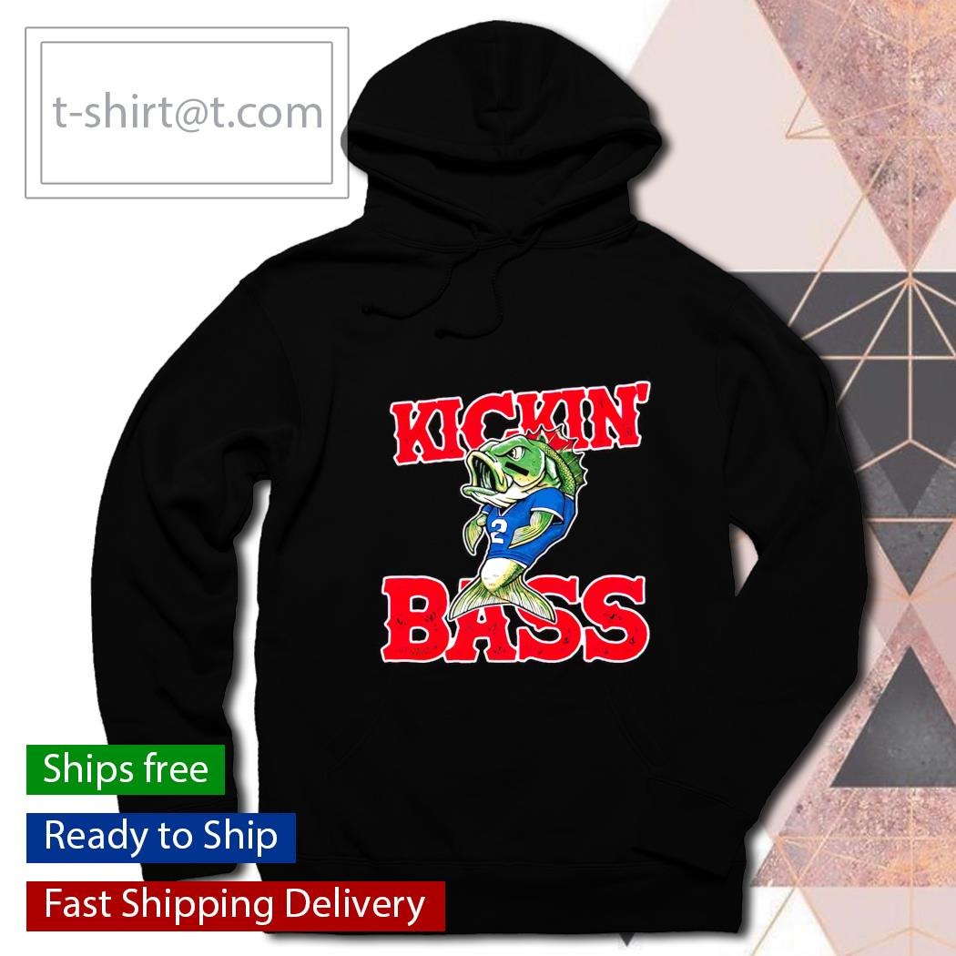 Buffalo Kickin' Bass s hoodie