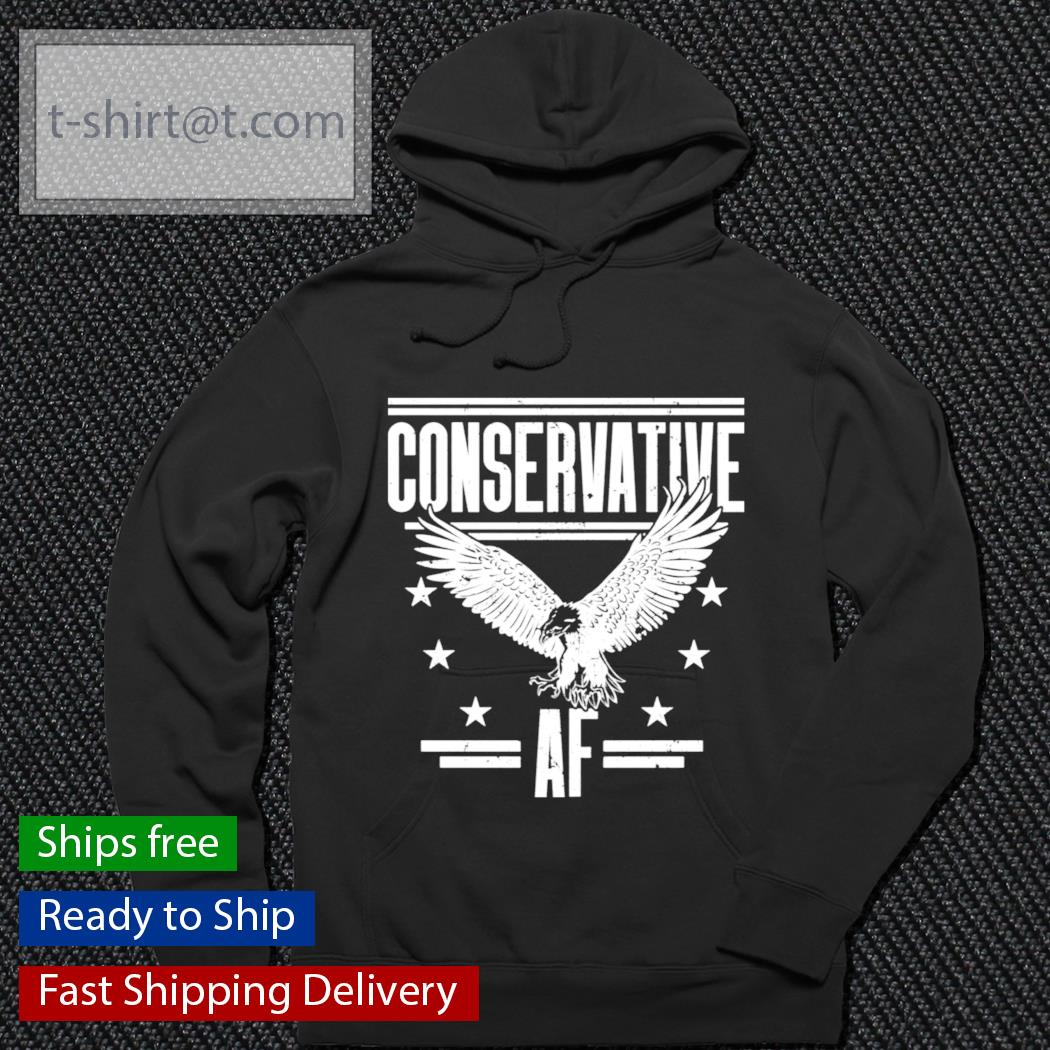 Conservative Air Force s hoodie