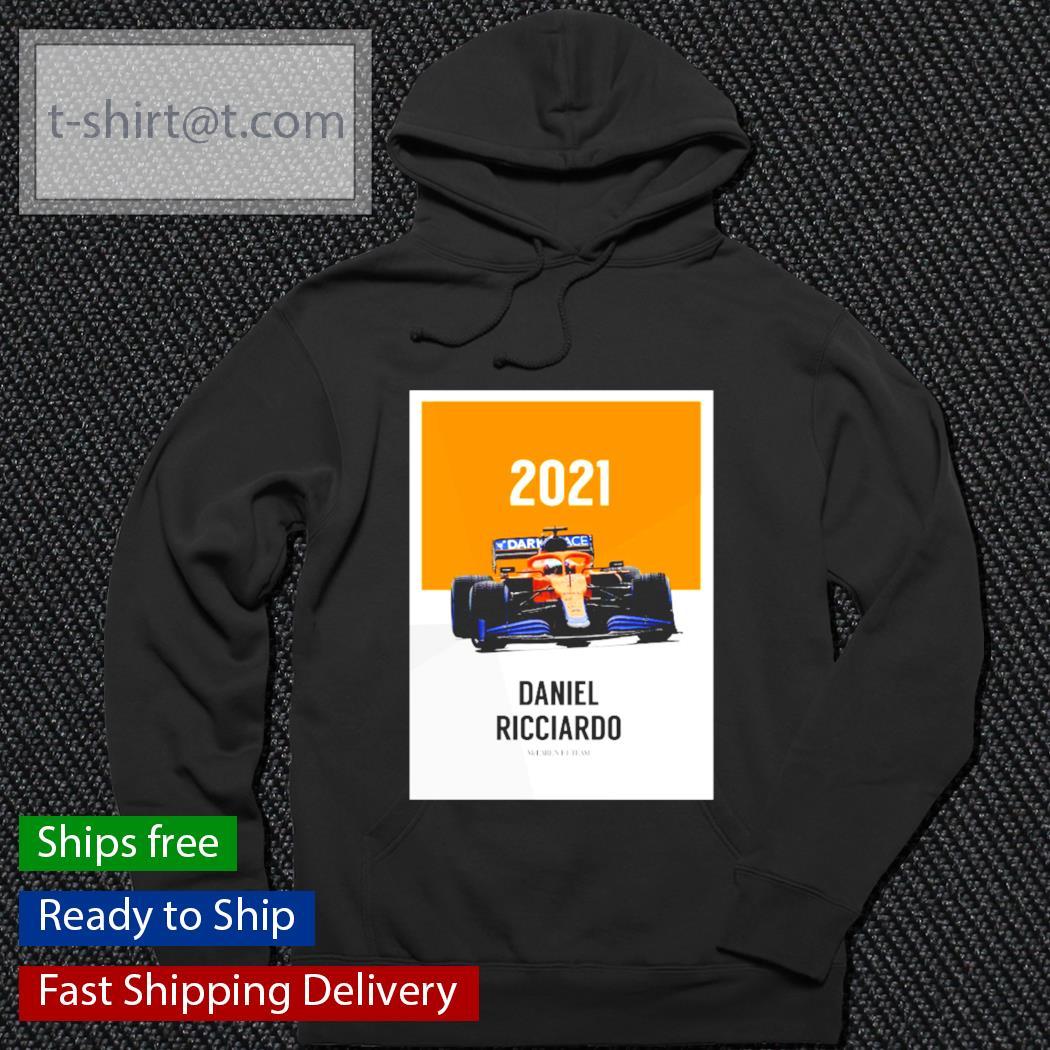 Daniel Ricciardo Poster 2021 s hoodie