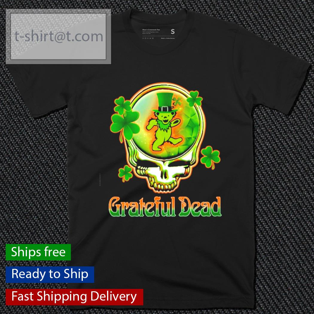 Dreadful Dead Dancing Bear St.Patrick's Day shirt