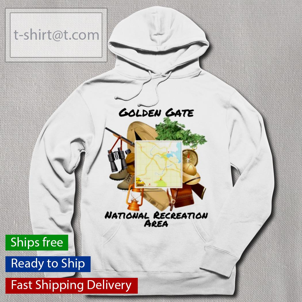 Golden gate national recreation area s hoodie