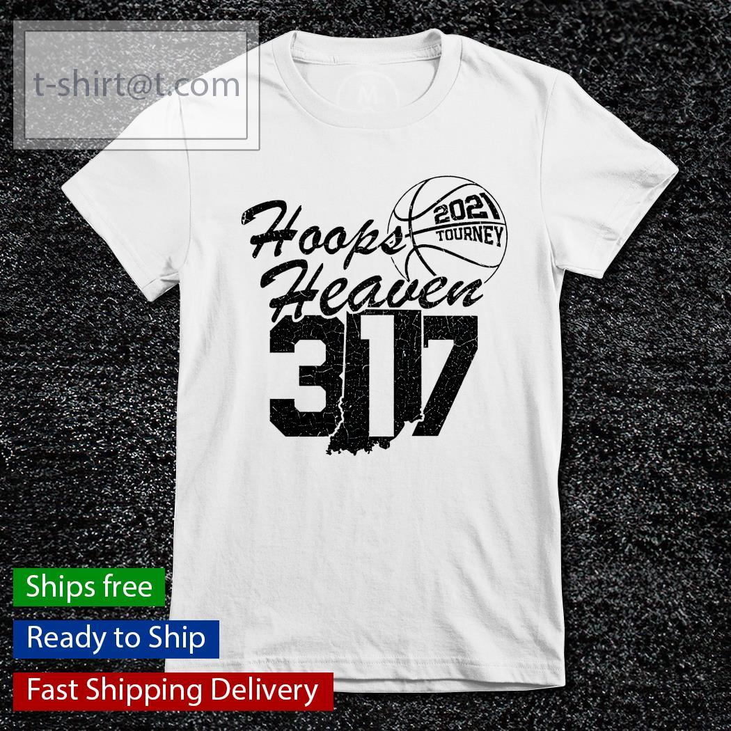 Hoops Heaven 317 2021 tourney basketball s ladies-tee