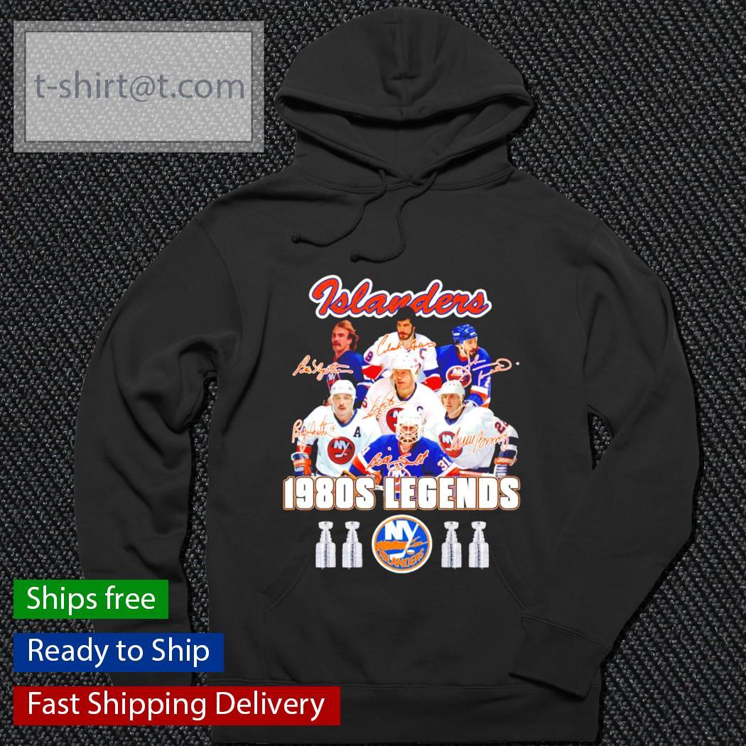 Islanders 1980s Legends football s hoodie