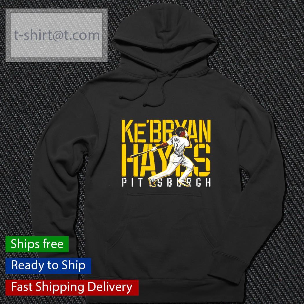 Ke'bryan Hayes Pittsburgh Baseball 2021 s hoodie