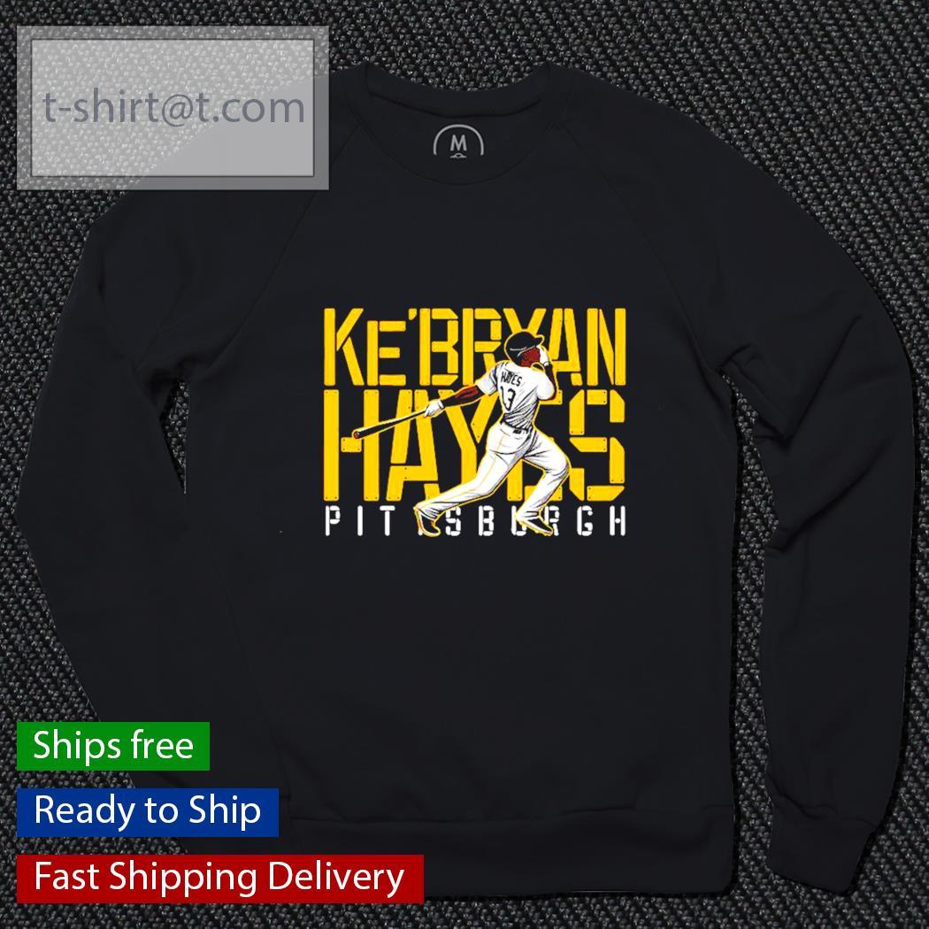 Ke'bryan Hayes Pittsburgh Baseball 2021 s sweater