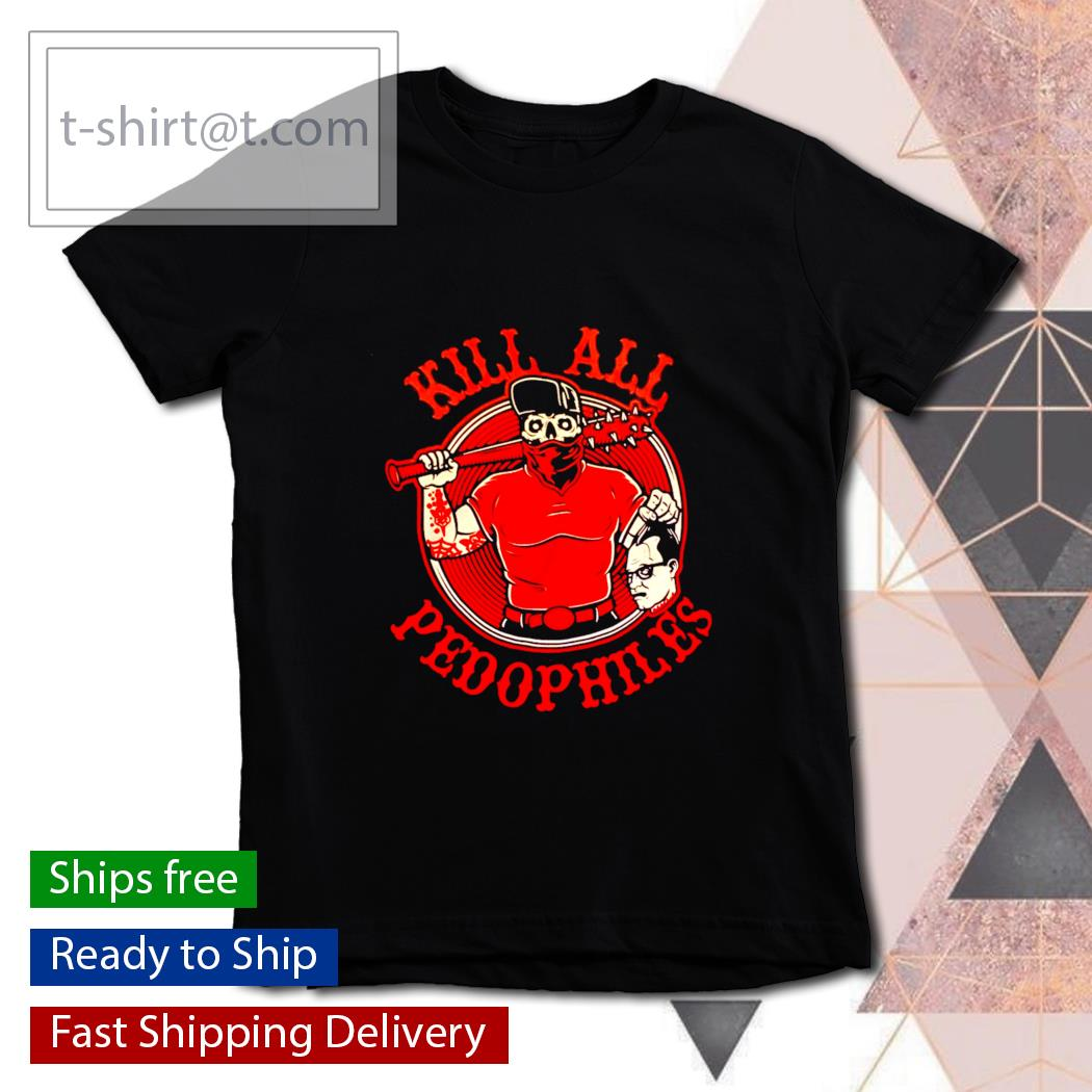 Kill all pedophiles s youth-tee