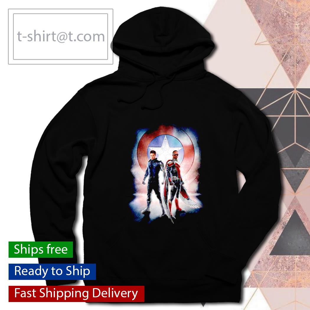 Marvel The Falcon And The Winter Soldier Essential s hoodie
