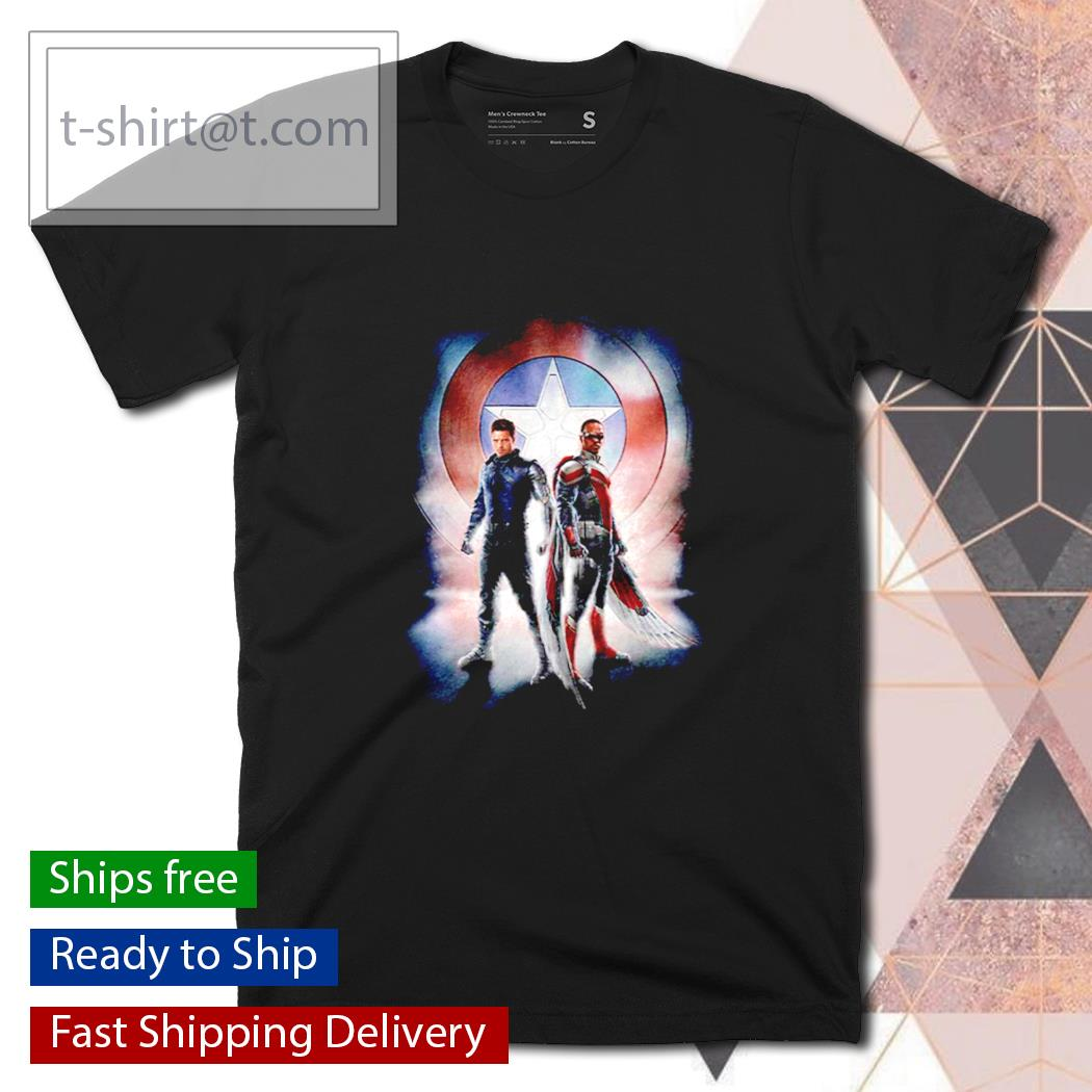 Marvel The Falcon And The Winter Soldier Essential shirt