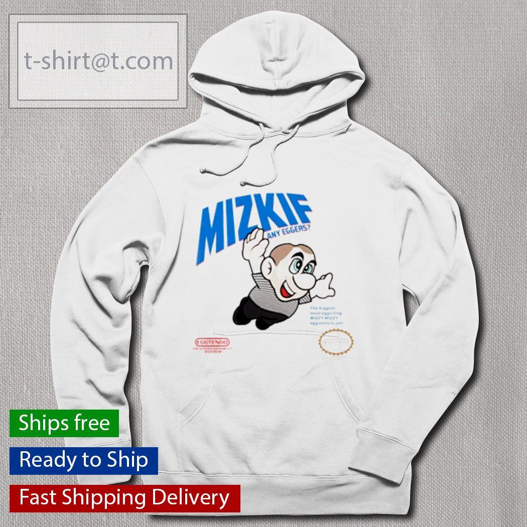 Mizkif any eggers s hoodie