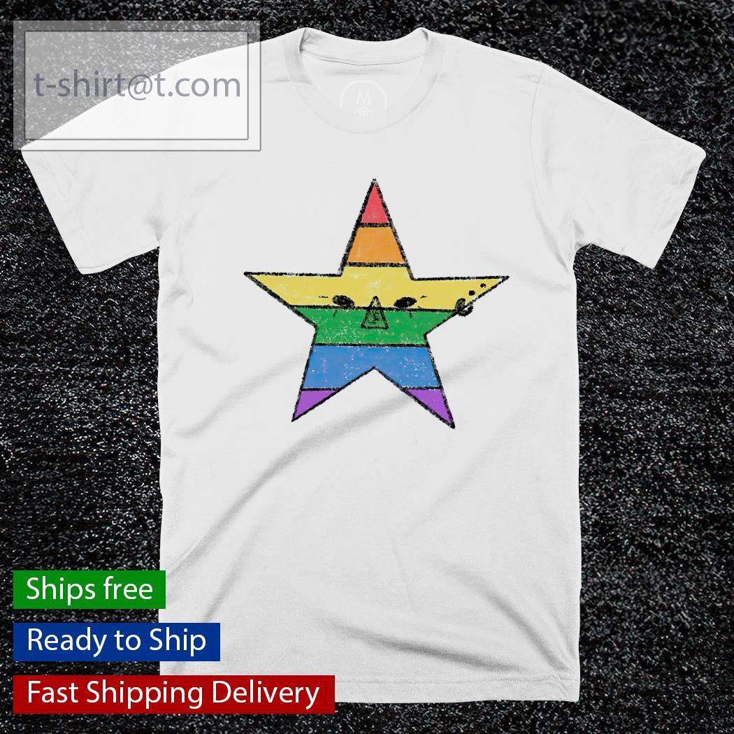 Rigel Gay Pride Flag t-shirt