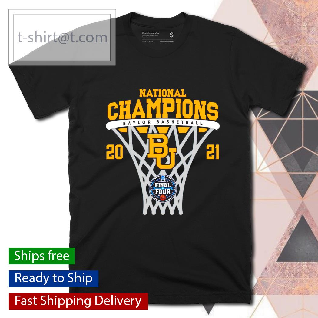 Baylor Champions 2021 Basketball NCAA Men's shirt