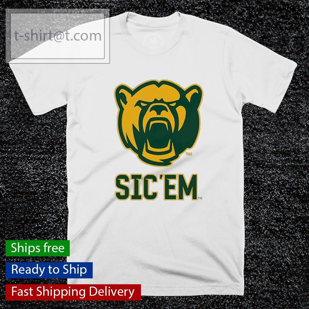 Baylor Sic Em Bears shirt, hoodie, sweater and tank top