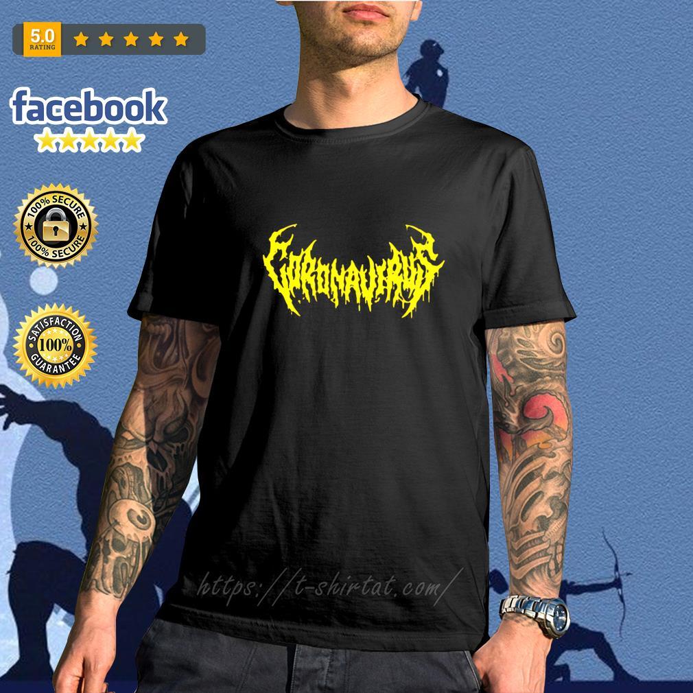 Coronavirus World Tour shirt