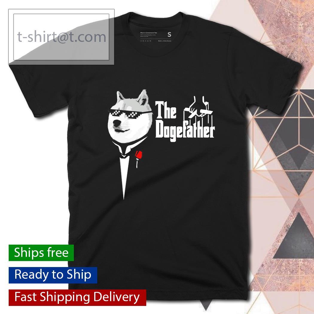 Dogecoin The Dogefather shirt