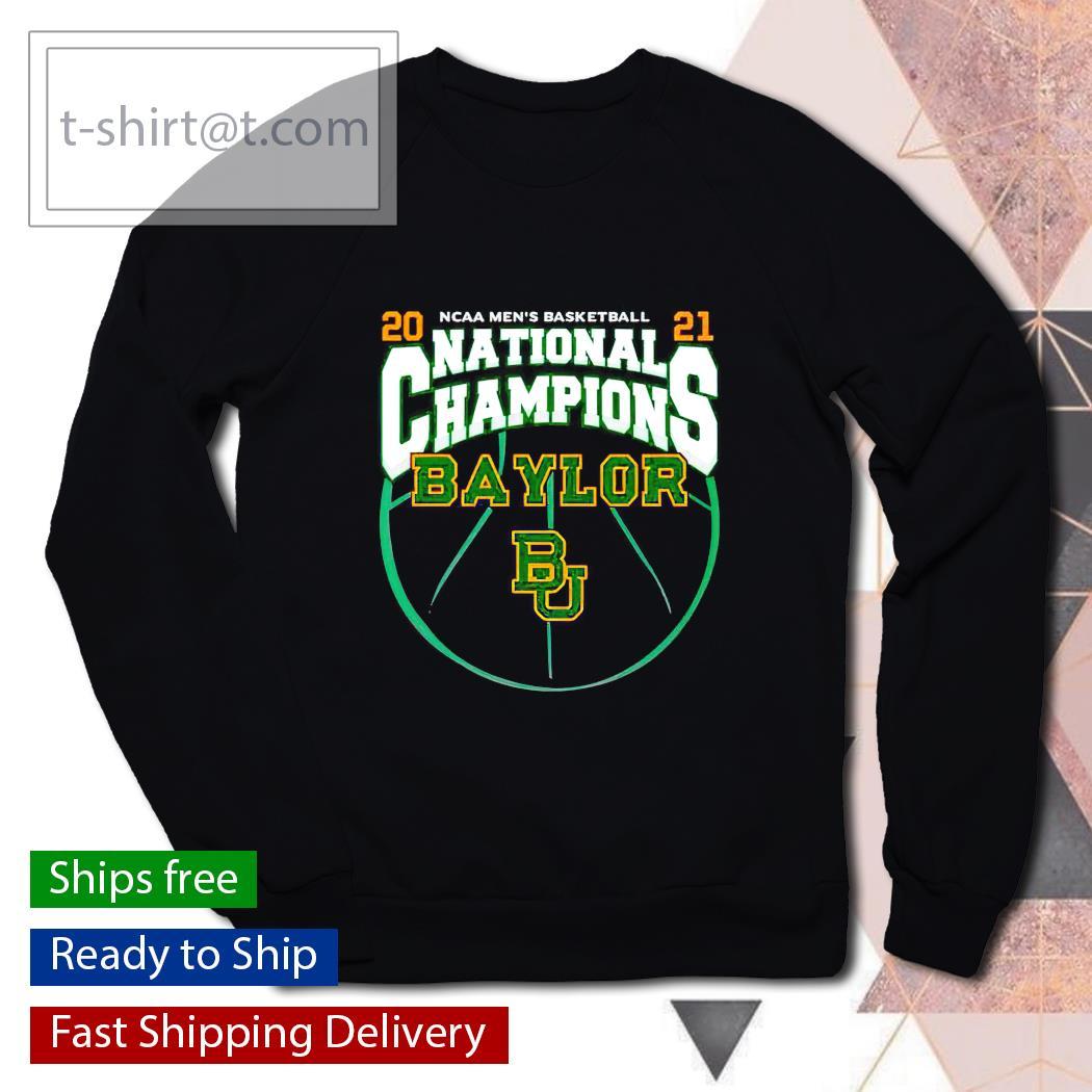 National Champions Baylor Bears 2021 NCAA Men's Basketball s sweater