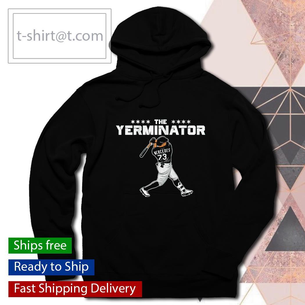 Yermin Mercedes Yerminator hoodie