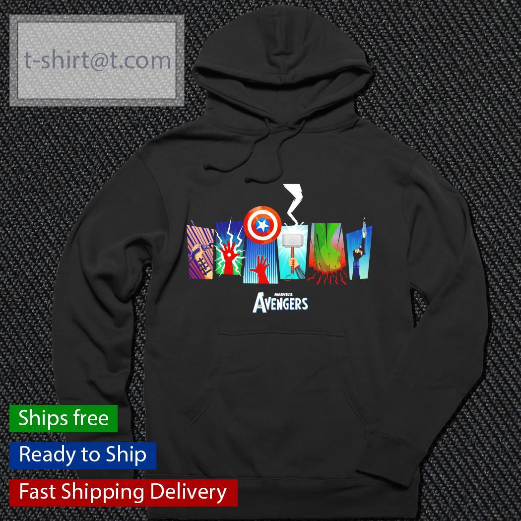 Marvel's The Avengers hoodie
