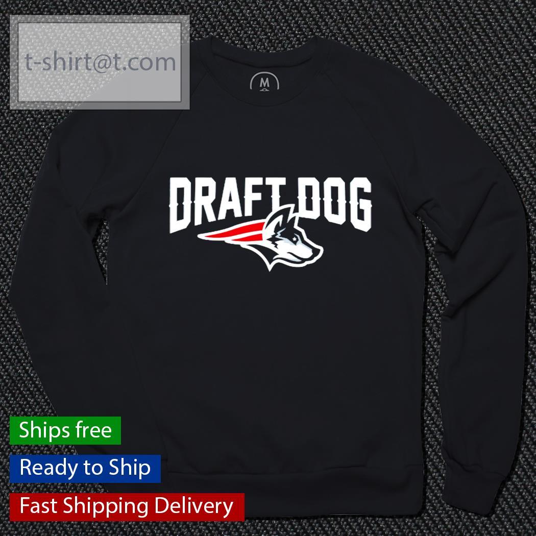 Draft Dog New England football sweater