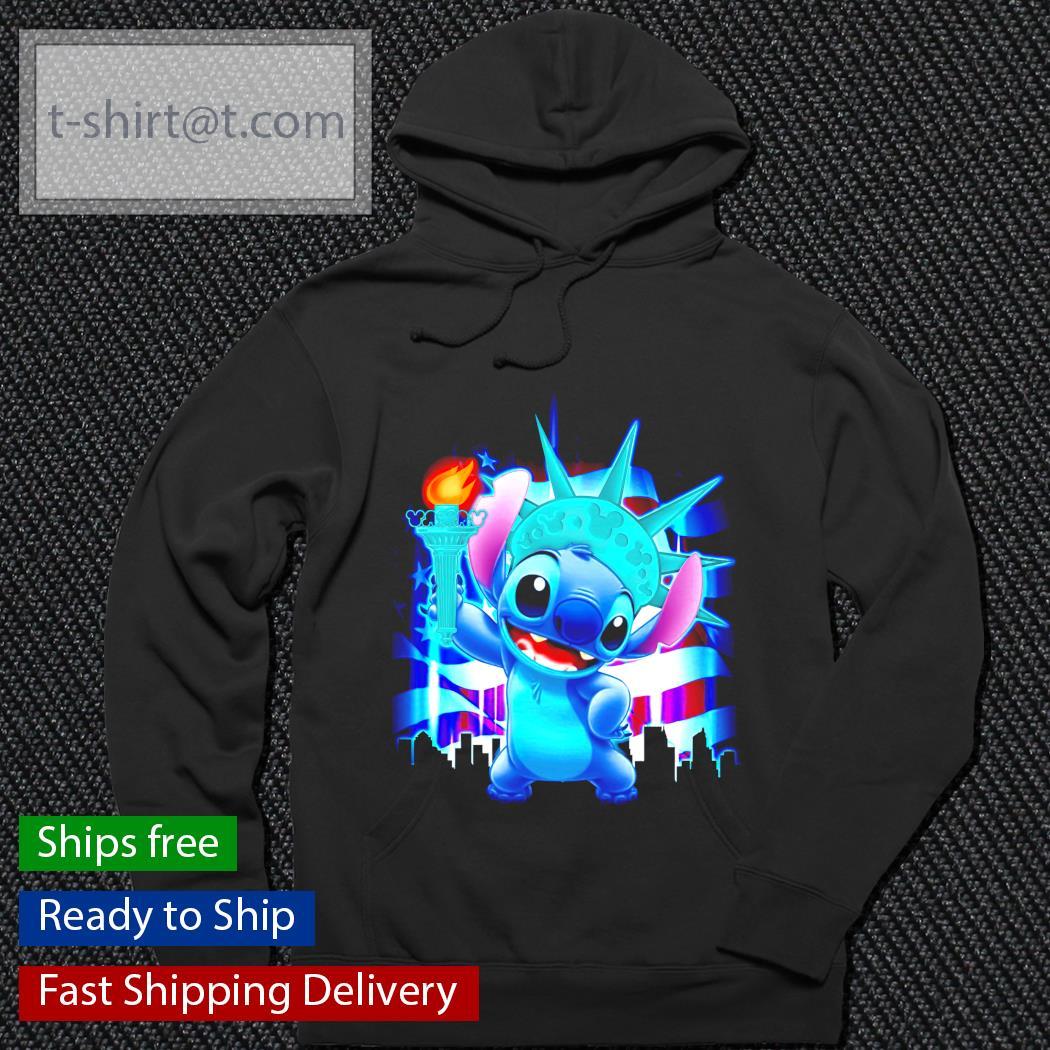 Independent Stitch shir hoodie