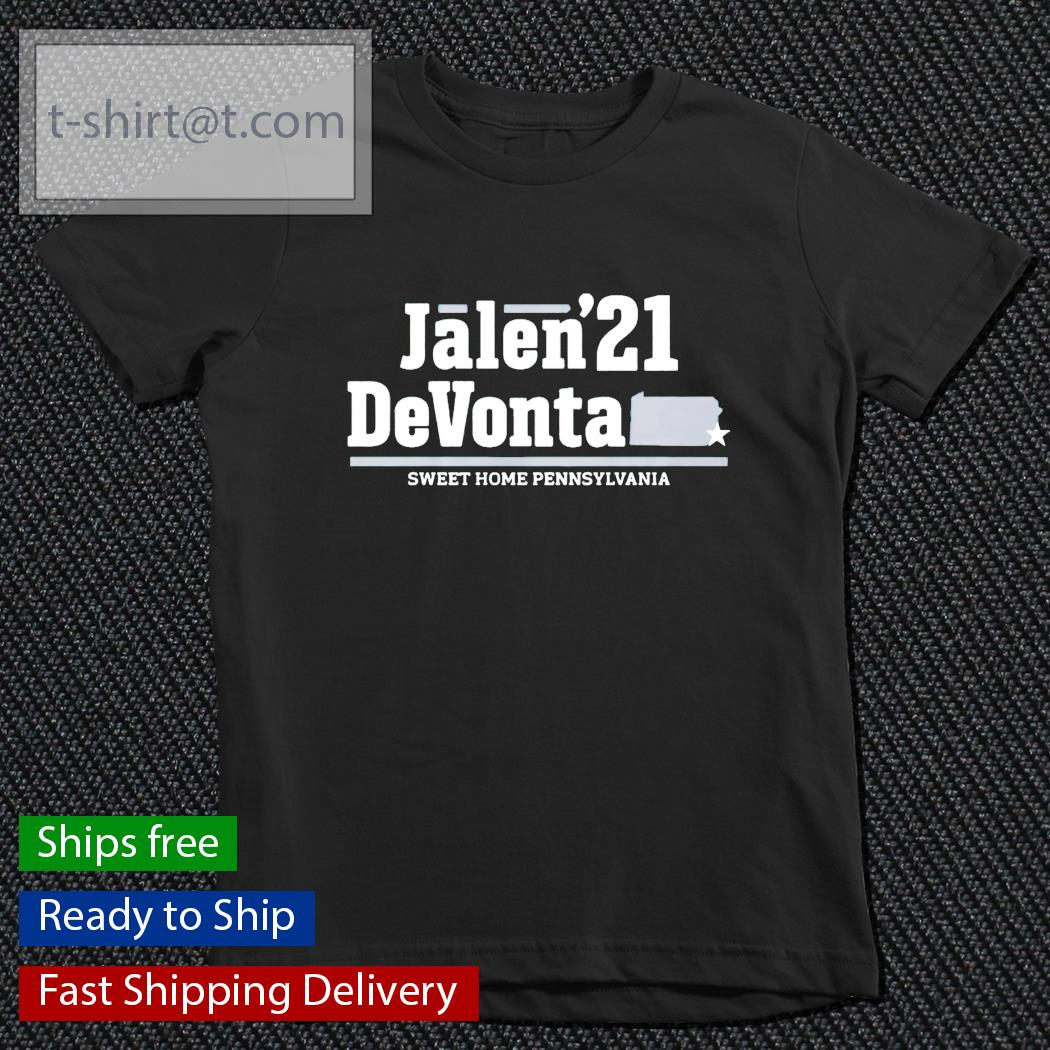 Jalen'21 DeVonta sweet home pennsylvania t-s youth-tee
