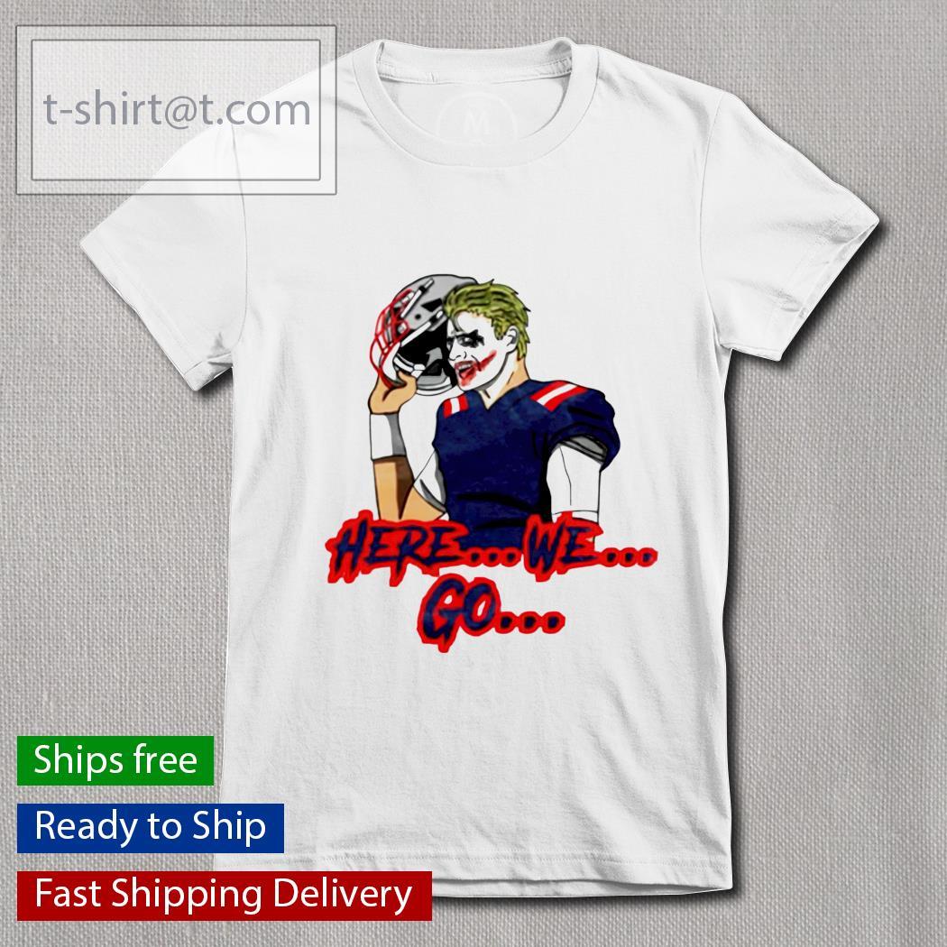 Joker here we go Ladies-tee