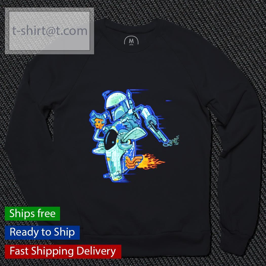 Pew Pew Two Star Wars sweater
