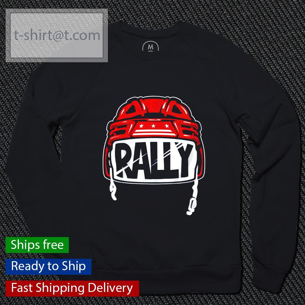 Rally Helmet Washington Baseball and Hockey sweater