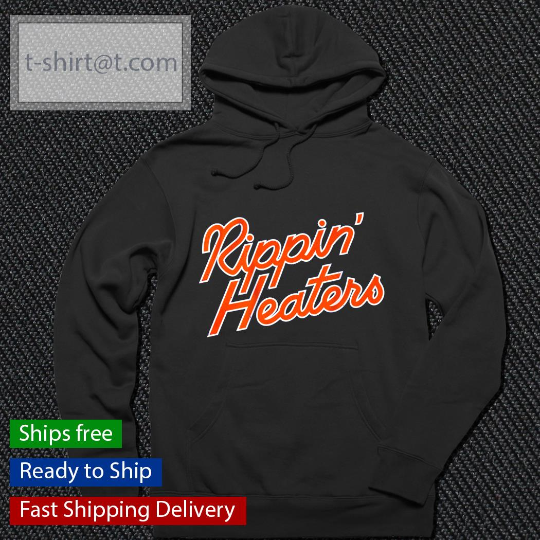 Ripping Heaters hoodie