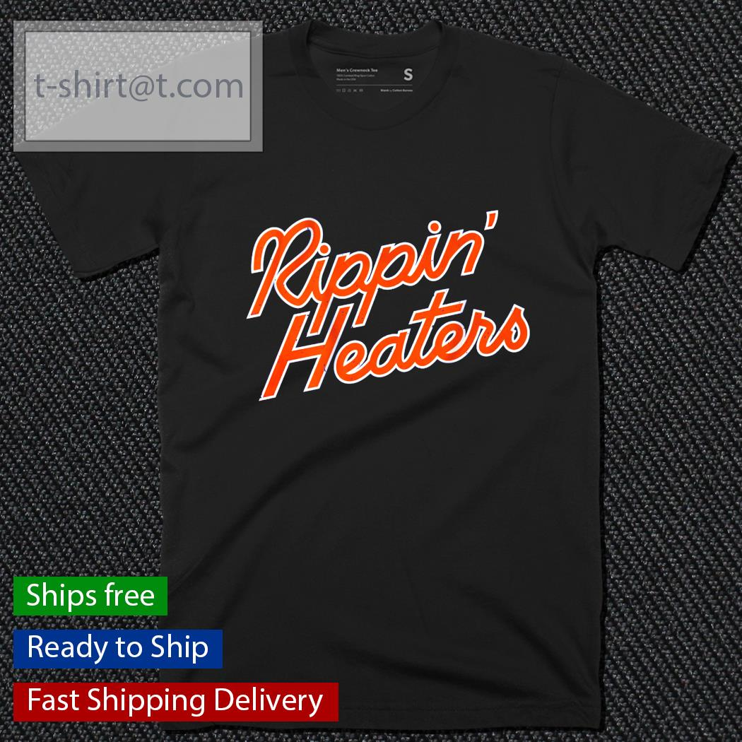 Ripping Heaters shirt