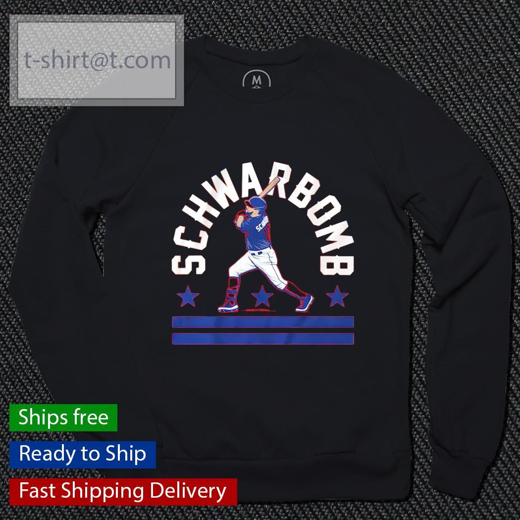 Schwarbomb baseball sweater