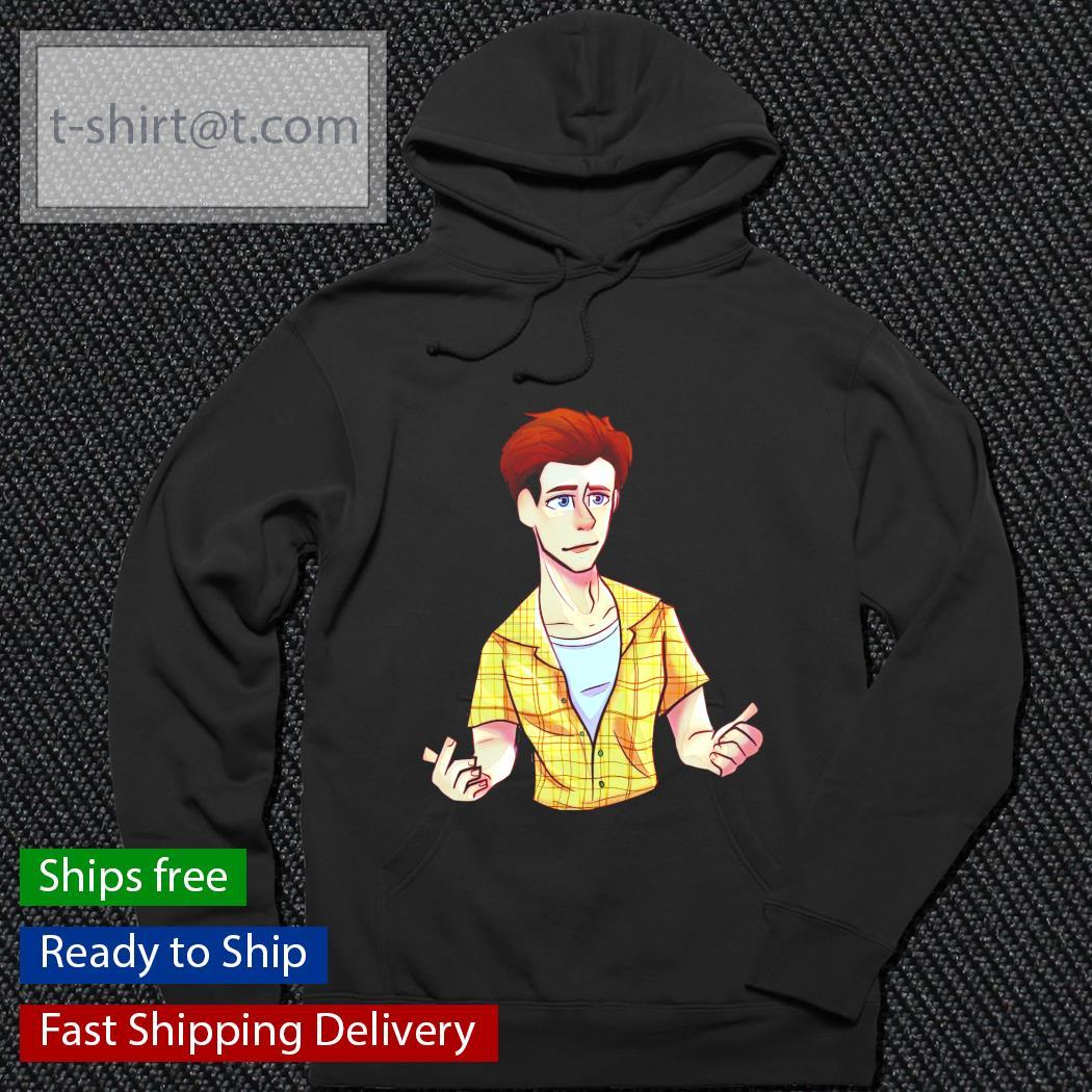 Sebastian Stan hoodie