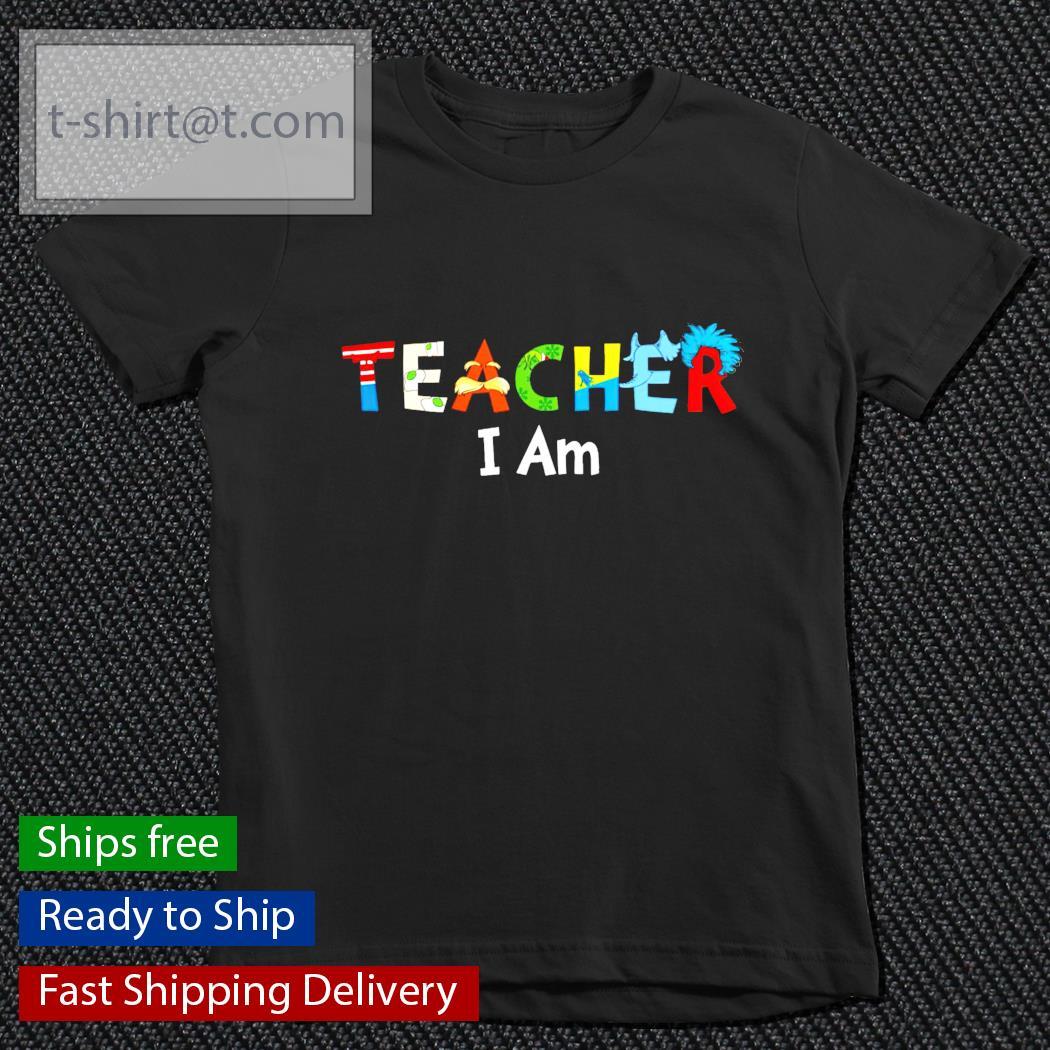 Teacher I am youth-tee