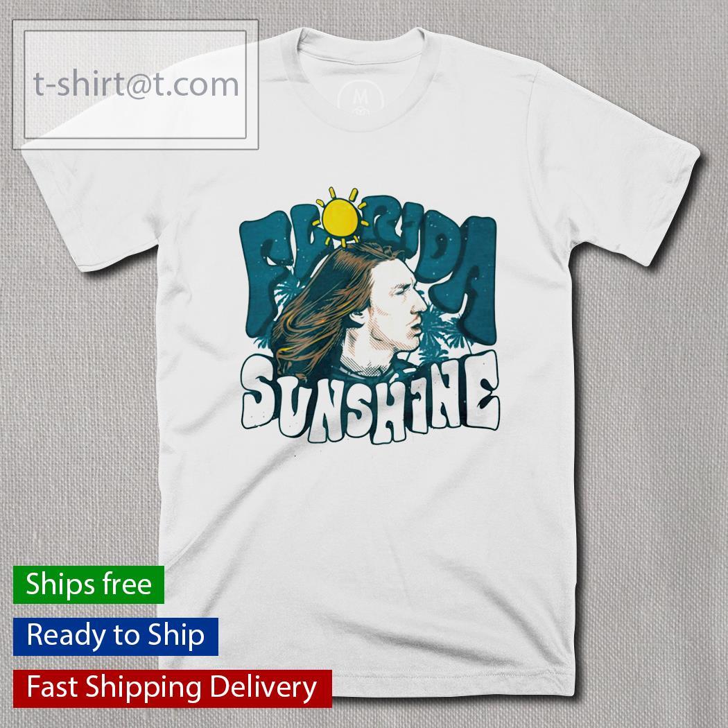Trevor Lawrence Florida sunshine t-shirt