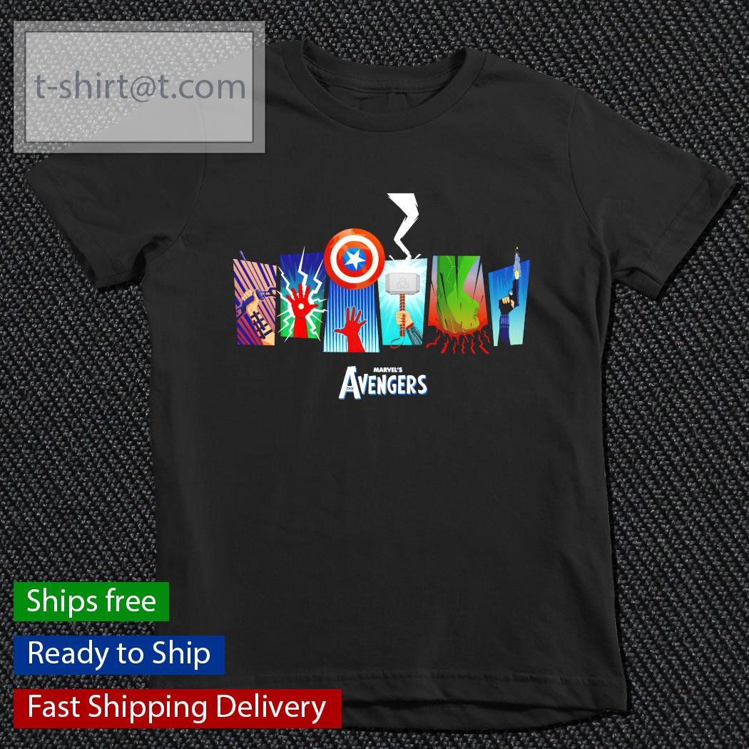 Marvel's The Avengers youth-tee