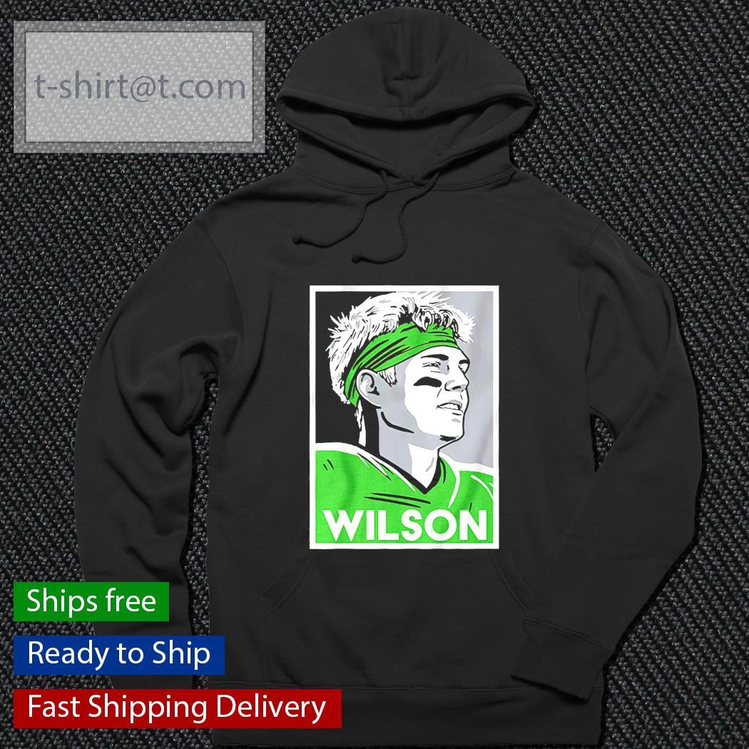 Wilson Zach Wilson t-s hoodie